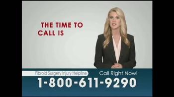Williams Kherkher TV Spot, 'Fibroid Surgery Injury Helpline' - Thumbnail 7