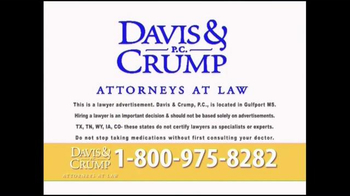 Davis & Crump, P.C. TV Spot, 'Silica Breathing Problems' - Thumbnail 5
