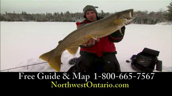 Northwest Ontario TV Spot, 'Explore, Experience, and Catch' - Thumbnail 6