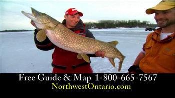 Northwest Ontario TV Spot, 'Explore, Experience, and Catch' - Thumbnail 7