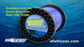 AFW HI-SEAS Grand Slam Bluewater Line TV Spot, 'Superior Strength' - Thumbnail 10