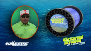 AFW HI-SEAS Grand Slam Bluewater Line TV Spot, 'Superior Strength' - Thumbnail 6
