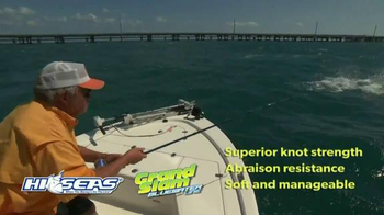 AFW HI-SEAS Grand Slam Bluewater Line TV Spot, 'Superior Strength' - Thumbnail 9