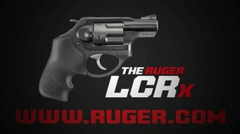 Ruger LCRx TV Spot, 'External Hammer' - Thumbnail 10