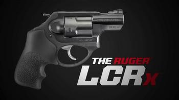 Ruger LCRx TV Spot, 'External Hammer' - Thumbnail 2
