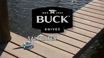 Buck Knives Splizzors TV Spot, 'The All-in-One Fishing Multi-Tool' - Thumbnail 9