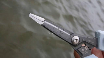 Buck Knives Splizzors TV Spot, 'The All-in-One Fishing Multi-Tool' - 201 commercial airings