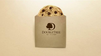 DoubleTree TV Spot, 'First, the Cookie...' - 65 commercial airings