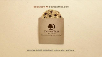 DoubleTree TV Spot, 'First, the Cookie...' - Thumbnail 8