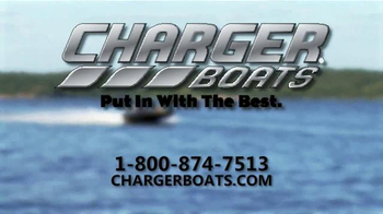 Charger Boats TV Spot, 'Put in With the Best' - Thumbnail 9