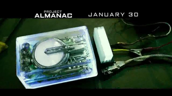 Project Almanac - Alternate Trailer 8