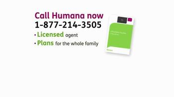 Humana Dental TV Spot, 'Great Deals on Dental' - Thumbnail 9