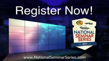 Bass Pro Shops National Seminar Series TV Spot, 'Learn From Top Anglers' - Thumbnail 9