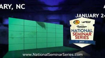 Bass Pro Shops National Seminar Series TV Spot, 'Learn From Top Anglers' - Thumbnail 3