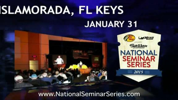 Bass Pro Shops National Seminar Series TV Spot, 'Learn From Top Anglers' - Thumbnail 4