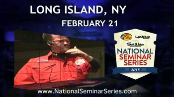 Bass Pro Shops National Seminar Series TV Spot, 'Learn From Top Anglers' - Thumbnail 6
