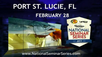 Bass Pro Shops National Seminar Series TV Spot, 'Learn From Top Anglers' - Thumbnail 7