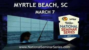 Bass Pro Shops National Seminar Series TV Spot, 'Learn From Top Anglers' - Thumbnail 8