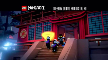 LEGO Ninjago: Masters of Spinjitzu: Fall of the Golden Master DVD TV Spot - Thumbnail 5