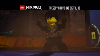 LEGO Ninjago: Masters of Spinjitzu: Fall of the Golden Master DVD TV Spot - Thumbnail 6