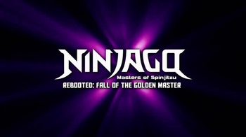 LEGO Ninjago: Masters of Spinjitzu: Fall of the Golden Master DVD TV Spot - Thumbnail 8