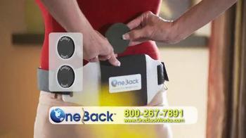 One Back TV Spot - Thumbnail 8
