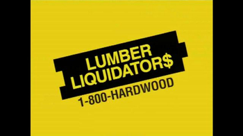Lumber Liquidators TV Spot, 'Done for Less' - Thumbnail 8