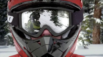 2015 Ski-Doo MXZ and Renegade TV Spot, 'You Ride, We Invent'