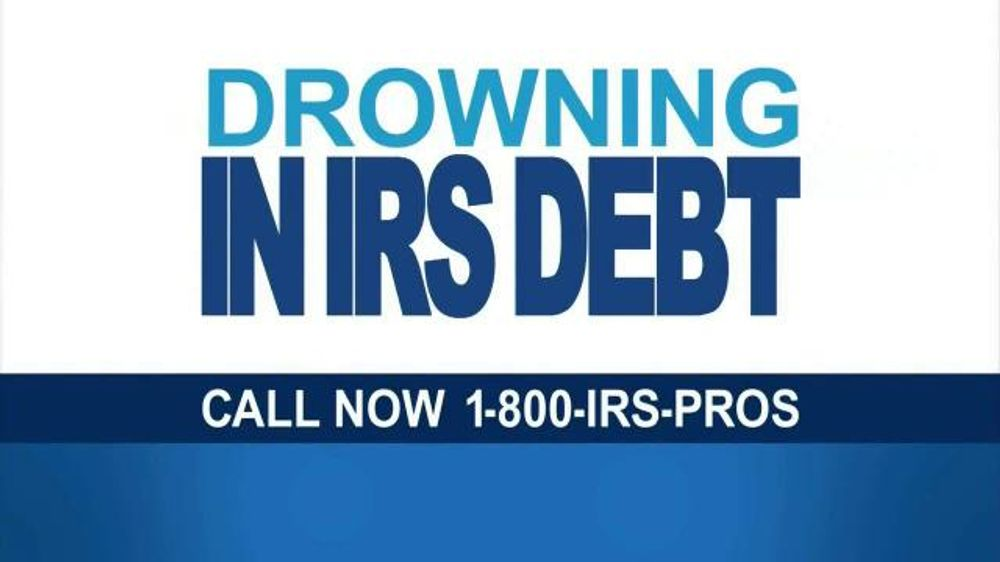 Community Tax TV Commercial, '800 IRS Pros'