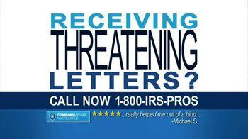 Community Tax TV Spot, '800 IRS Pros' - Thumbnail 2