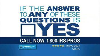 Community Tax TV Spot, '800 IRS Pros' - Thumbnail 3