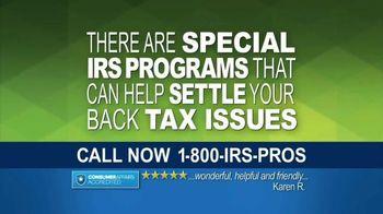 Community Tax TV Spot, '800 IRS Pros' - Thumbnail 4