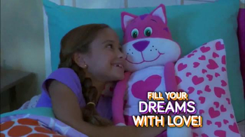 Pillow Huggers TV Spot - 57 commercial airings