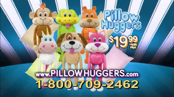 Pillow Huggers TV Spot - Thumbnail 9