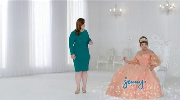 Jenny Craig TV Spot, 'Fairy Godmother' Featuring Kirstie Alley