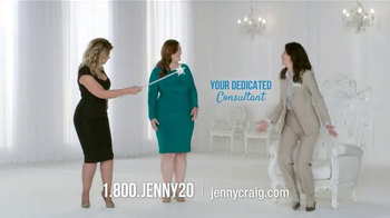 Jenny Craig TV Spot, 'Fairy Godmother' Featuring Kirstie Alley - Thumbnail 4