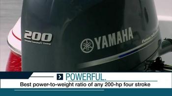 Yamaha F200 TV Spot, 'Forward Thinking' - Thumbnail 7