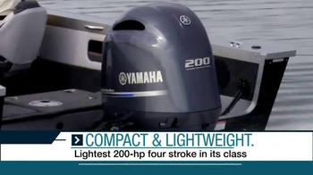Yamaha F200 TV Spot, 'Forward Thinking' - Thumbnail 8
