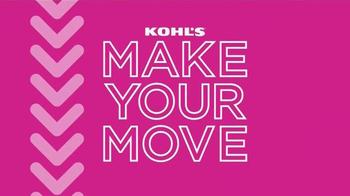 Kohl's TV Spot, 'Make Your Move: Fitness Apparel' - Thumbnail 2