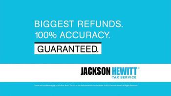 Jackson Hewitt TV Spot, 'Rebecca' - Thumbnail 8