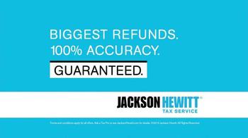 Jackson Hewitt TV Spot, 'Rebecca' - Thumbnail 9
