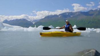 Alaska TV Spot, 'Glacial Kayaking' - Thumbnail 1