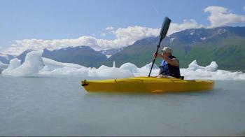 Alaska TV Spot, 'Glacial Kayaking' - Thumbnail 2