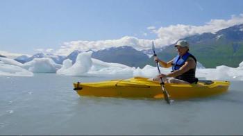 Alaska TV Spot, 'Glacial Kayaking' - Thumbnail 3