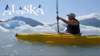 Alaska TV Spot, 'Glacial Kayaking' - Thumbnail 4