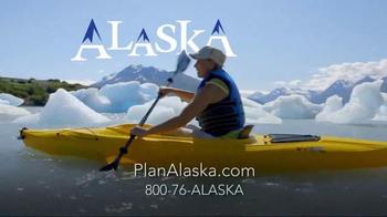 Alaska TV Spot, 'Glacial Kayaking' - Thumbnail 5
