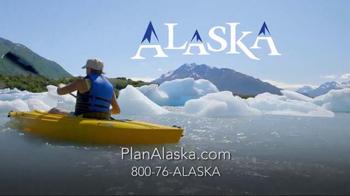 Alaska TV Spot, 'Glacial Kayaking' - Thumbnail 7