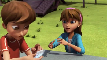 Superbook: Naaman and the Servant Girl TV Spot, 'Be Cured' - Thumbnail 2