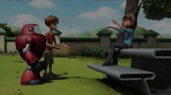 Superbook: Naaman and the Servant Girl TV Spot, 'Be Cured' - Thumbnail 3