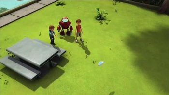 Superbook: Naaman and the Servant Girl TV Spot, 'Be Cured' - Thumbnail 4